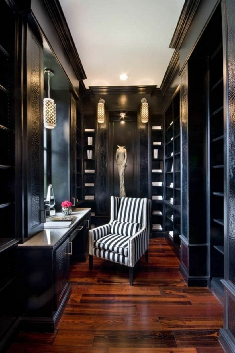 10 Walk-in Closets for a Luxury Bedroom - Bedroom Ideas