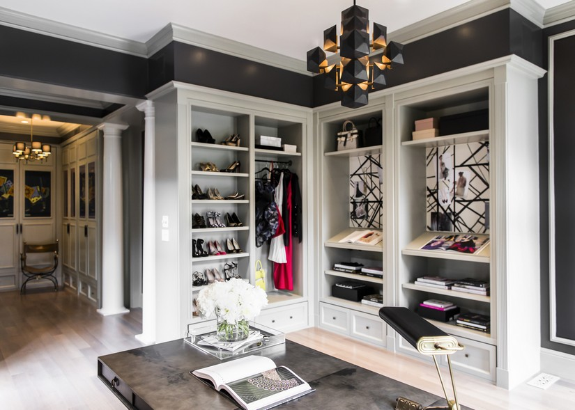 10 Walk-in Closets for a Luxury Bedroom Walk-in Closets 10 Walk-in Closets for a Luxury Bedroom 10 Closets for a Luxury Bedroom 16