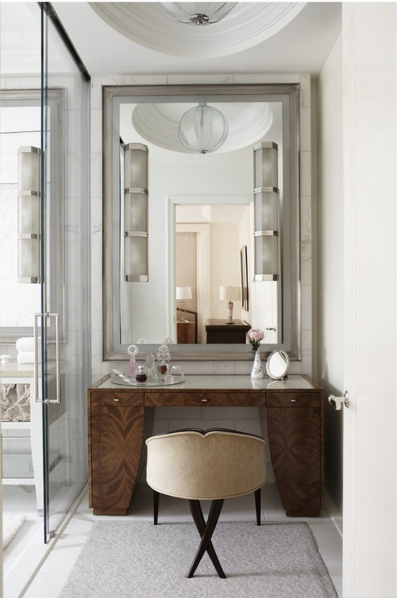 10 dressing tables for a contemporary bedroom bedroom ideas for Dressing room interior
