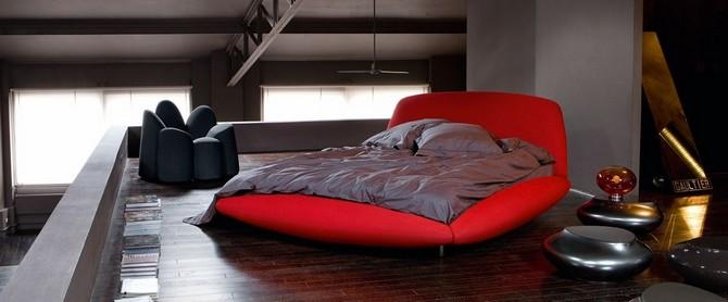 4 - Modern Beds by Roche Bobois roche bobois Modern Beds by Roche Bobois 4